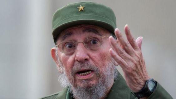 Fidel Castro. Photo: September 2010