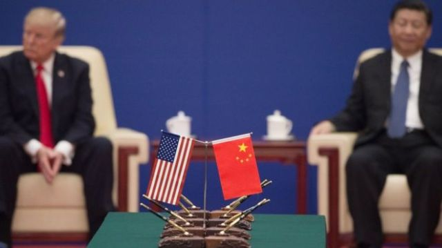 Image result for trade war between usa and china