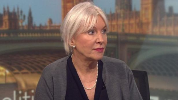 Health minister and Conservative MP Nadine Dorries