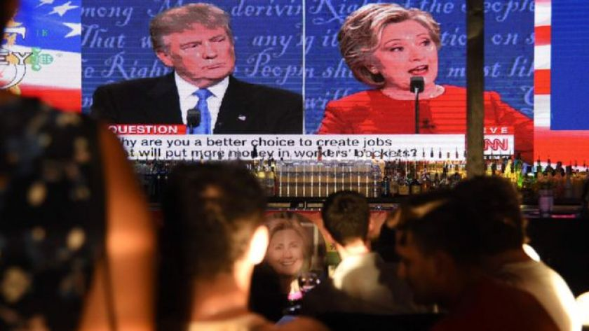 Debate watch party in Denver