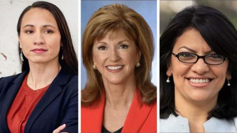 Image result for US mid-term elections: Women break records for nominations