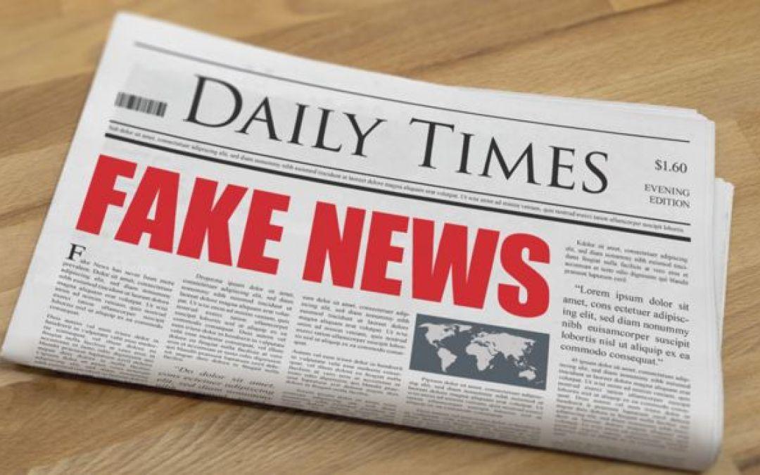 Fake News or Psychological Operations #VetsForTrump