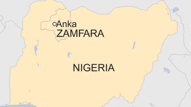 Carte de Zamfara