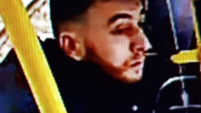 Police released this image of Gokmen Tanis