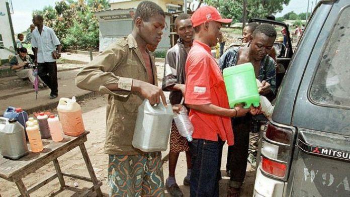 Congo Brazzaville: Le prix du carburant triple dans ce pays riche en pétrole
