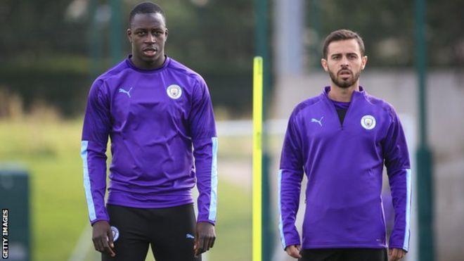 Manchester City Silva Mendy