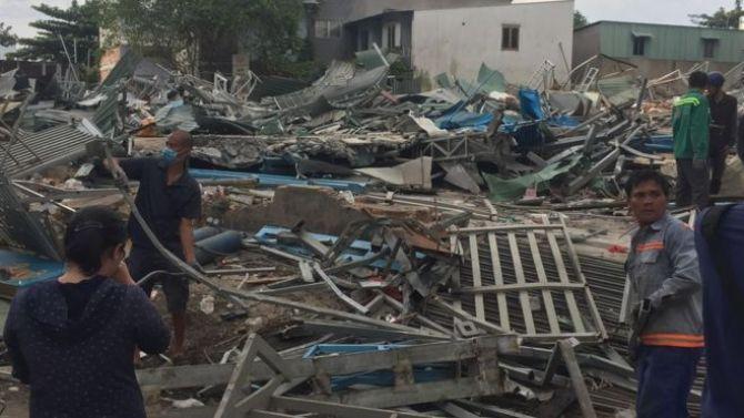 Image result for công an cơ giới và Lộc Hưng