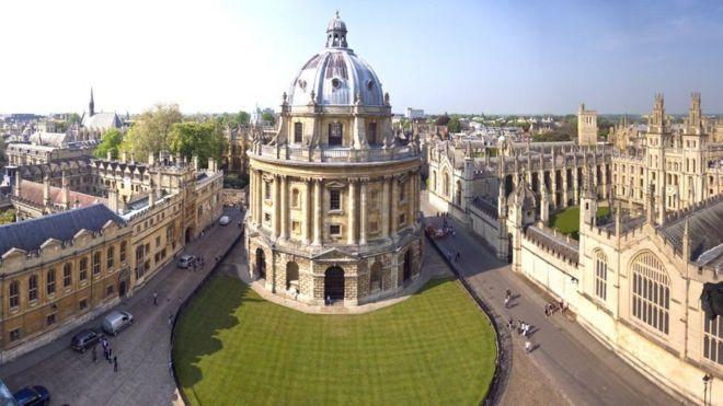 Chuo kikuu cha Oxford Uingereza
