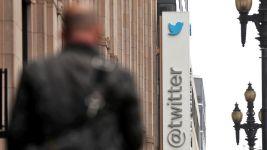 Twitter headquarters in San Francisco, California