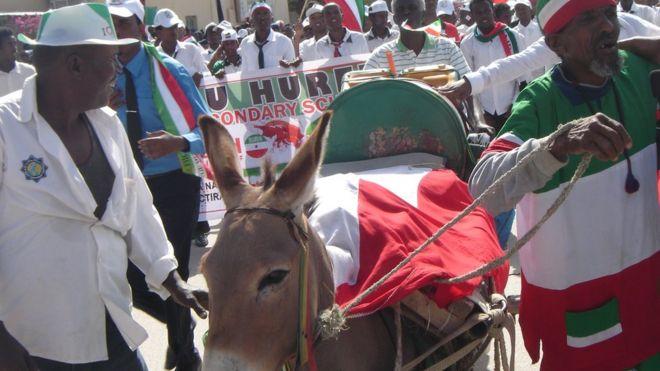 Over 65 dodade i mogadishu