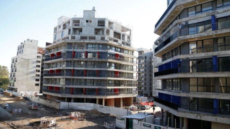 La Villa Olímpica tendrá 31 edificios para 4.000 atletas. La idea es que luego sean casa de 4.000 familias argentinas.