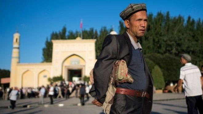 Komisi PBB menyatakan Cina mendiskriminasi penduduk Uighur.