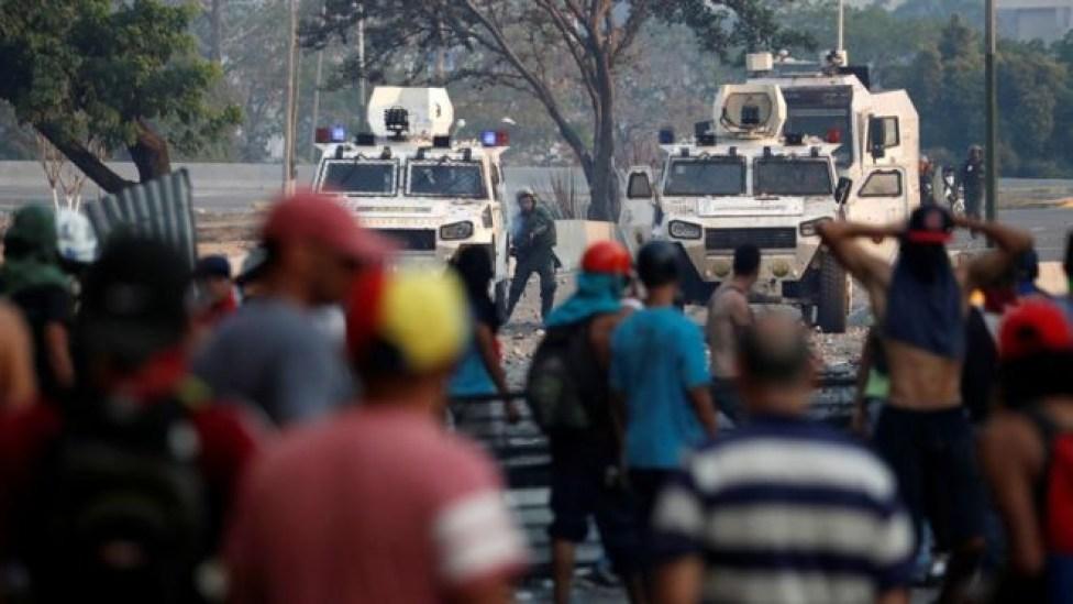 106758701 reuters carlosgarciarawlins - CRISE NA VENEZUELA: os riscos para o Brasil da escalada dos conflitos