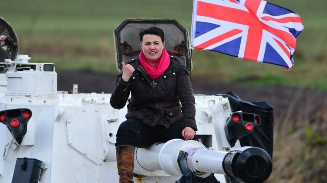 Image result for ruth davidson images,