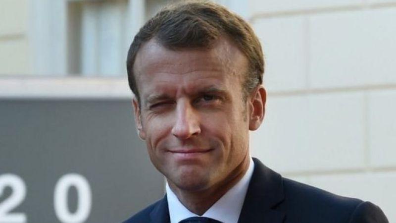 امانوئل مکرون، رئیس جمهوری فرانسه