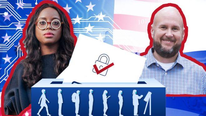 ِخبراء في الأمن الإلكتروني متطوعون لتأمين الانتخابات الأمريكية