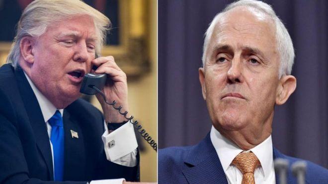 Trump/Turnbull