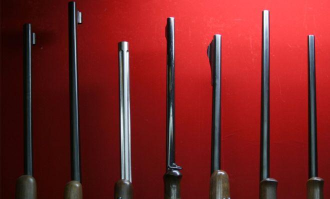 Súng săn và súng hơi là hai loại súng duy nhất được mua hợp pháp ở Nhật
