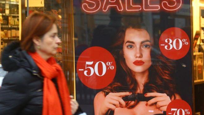 Đại hạ giá tại Belgium, nước dùng đồng euro- ảnh minh họa