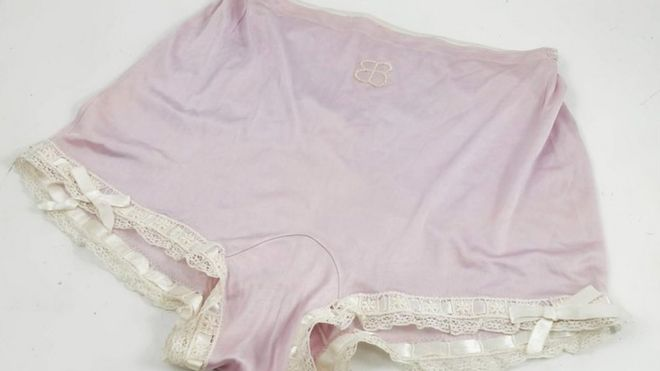 Image result for Hitler's Wife's Underwear Sold For £2,900 At Auction