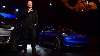 Tesla boss Elon Musk