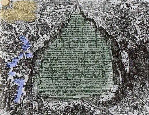 Amhitheatrum sapientae aeternae by Heinrich Khunrath (1606)