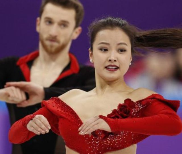 Yura Min And Alexander Gamelin Compete