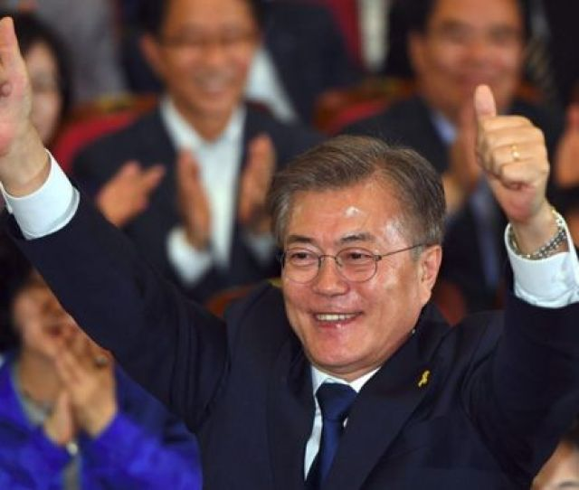 Moon Jae In South Koreas President With Humble Roots