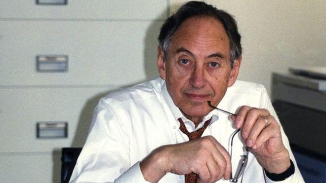 Toffler on a BBC Horizon show, 1995