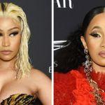 Nicki Minaj Speaks on her feud with Cardi B
