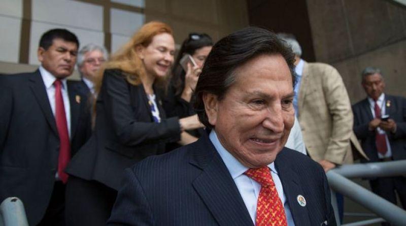 En COLOMBIA los eligen Senadores y Presidentes, en otros países los encarcelan. Detenido en USA expresidente peruano Alejandro Toledo por caso Odebrecht