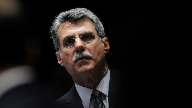 O senador Romero Jucá (PMDB-RR)