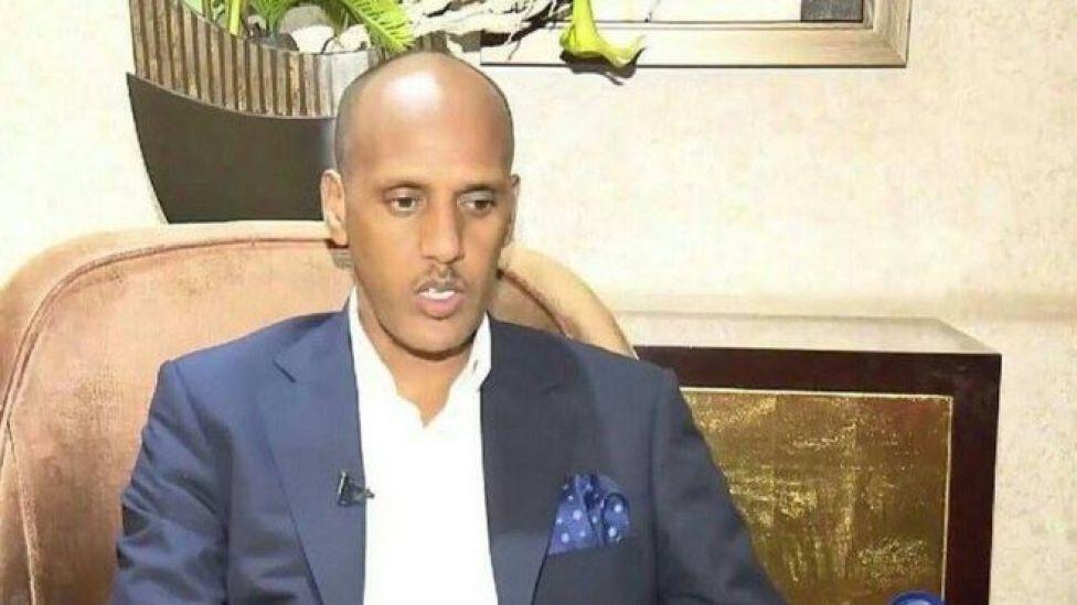 Mustafa Cumar madaxweynaha dowlad deegaanka Soomaalida