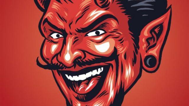 Ícono de Satanás