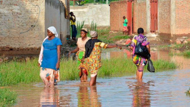 Burundi floods
