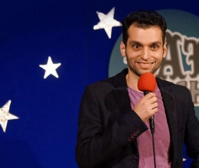 Stand Up Comedian Konstantin Kisin