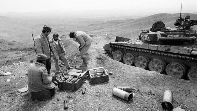 الحرب بين الجانبين في تسعينيات القرن الماضي أدت إلى نزوح نحو مليون شخص
