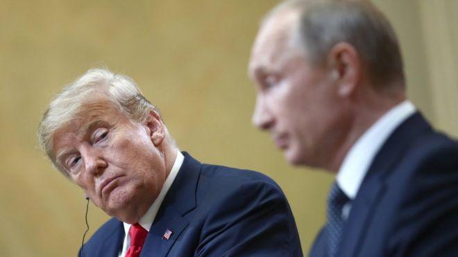 Картинки по запросу трамп не любит путина