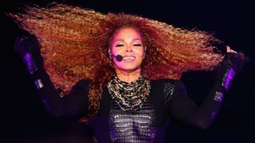 Image result for Janet Jackson sets to resume world tour