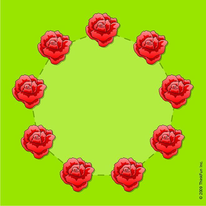 Jardín de Rosas 3
