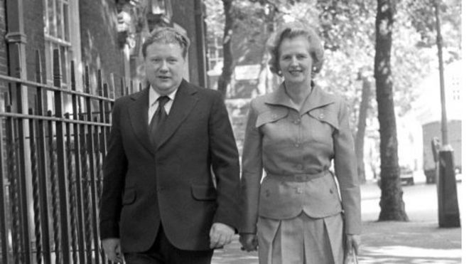 Image result for alistair mcalpine and thatcher