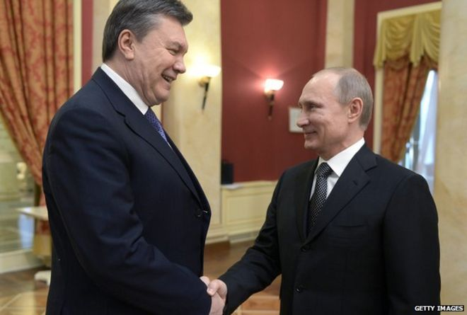Image result for photos of Viktor Yanukovych,