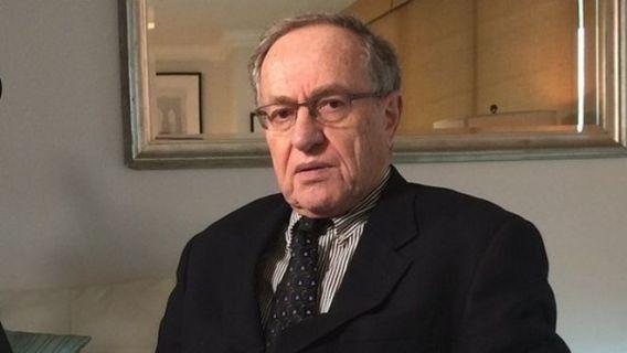 Image result for Dershowitz