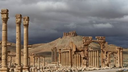 ONE THOUSAND ISIS RODENTS KILLED BY SYRIAN ARMY IN PALMYRA IN 5 DAYS! 1