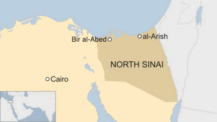 Egypt attack More than 230 killed in Sinai mosque Rogue Right