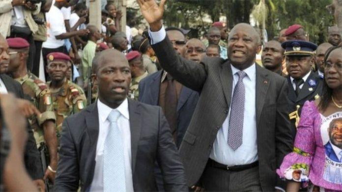 Laurent Gbagbo et Charles Blé Goudé sont définitivement acquittés par la CPI