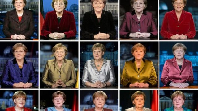 Alemania, Merkel