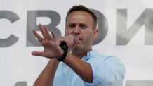 Russian Opposition Leader Alexei Navalny in a Coma After Suspected Poisoning