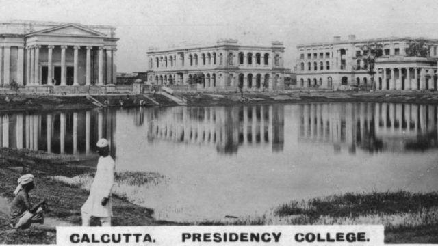 পুরনো কলকাতায় সেকালের প্রেসিডেন্সি কলেজ (১৯২৫)