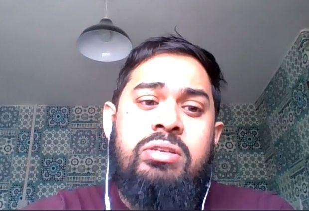 Spokesman of Muslim Council of Wales